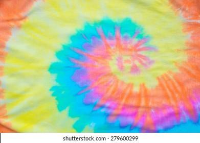 Tie Dye Color