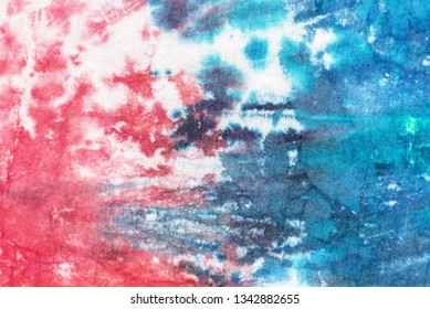 tie dye pattern abstract background