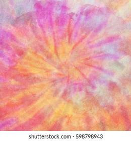 Tie Dye Watercolor Background