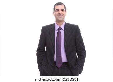 Tie executive