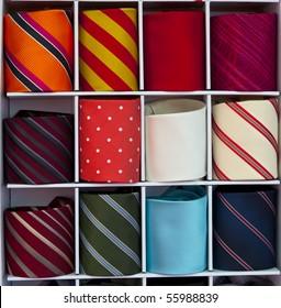 tie on the market