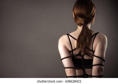 Sexy Rope Bondage