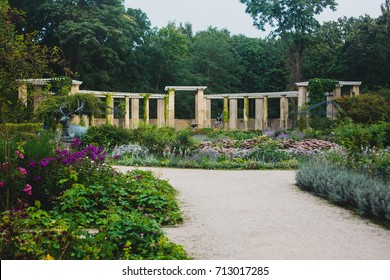 The Tiergarten, Berlin's most popular inner-city park, located completely in the district of the same name, Berlin, Germany