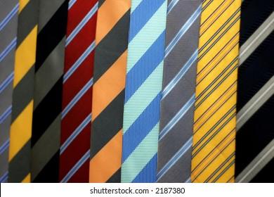 ties in the market