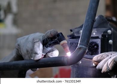 tig welding,pipe welding