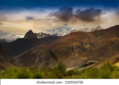 Tiger hill or Tiger point, war zone of Kargil war 1999, Operation Vijay, fought between Pakistan and India. India won the historcal war and sent back Pakistani army from it's mountain top territory.