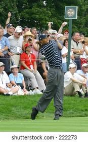 Tiger Woods - 2004 Ryder Cup