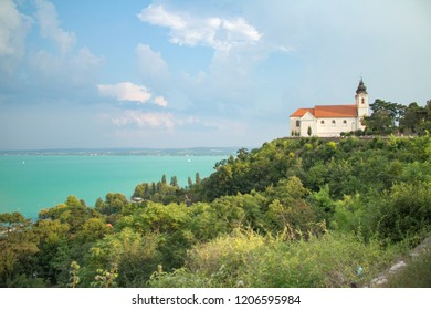 Tihany Abbey, Balaton Lake, Hungary