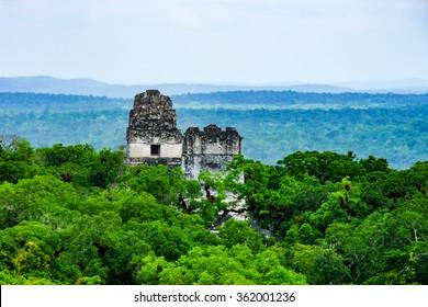 Tikal, Guatemala, September