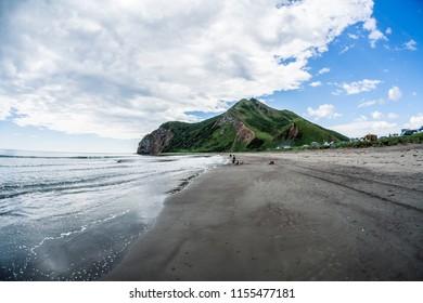Tikhaya Bay, Sakhalin Island