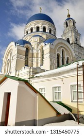 Tikhonova assumption desert (Kaluga St. Tikhon's desert) - monastery of the Russian Orthodox Church, located in the village Of Leo Tolstoy, Kaluga region. It is one of the parishes of the Kaluga dioce