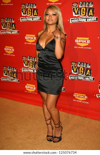 Tila Tequila at Spike TV's 2006 Video Game Awards. The Galen Center, Los Angeles, California. December 8, 2006.