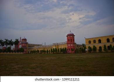 Tilak Dhari Post Graduate College aka T.D. PG College situated in Jaunpur, Uttar Pradesh, India. Photo taken at 26th June, 2018