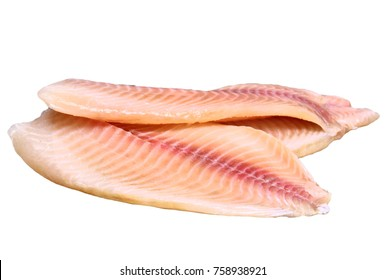 Tilapia fillet, fresh water fish