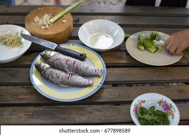 tilapia fishes for cooking