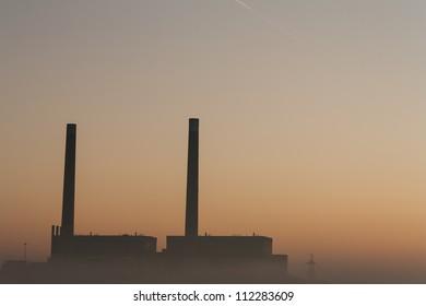 Tilbury Essex UK Biomass power station