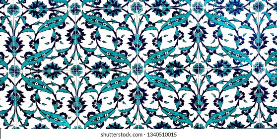 Tile and Ceramic of Ottoman Style