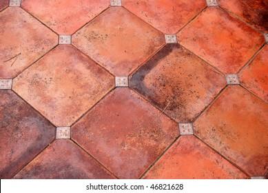Terracotta Floor Images, Stock Photos & Vectors | Shutterstock