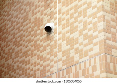Tile outer wall background