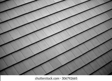 Tile roof backgroung & texture