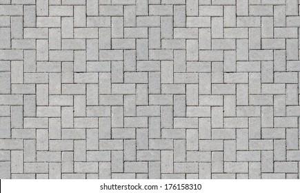 Tileable Concrete Pavers