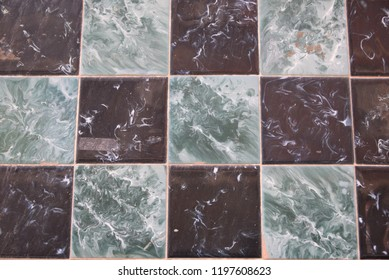 Tiles in the province of Valencia, Spain
