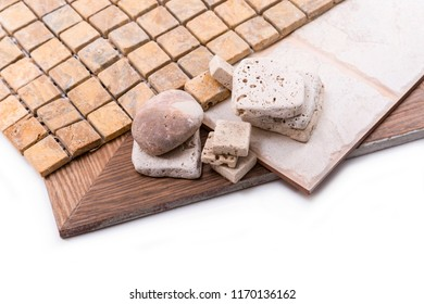 Tiles for work inside and outside the house