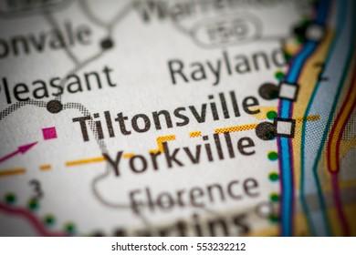 Tiltonsville. Ohio. USA