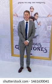 "Tim Baltz attends HBO's ""The Righteous Gemstones"" Los Angeles Premiere  at Paramount Studious, Los Angeles, CA on July 25 2019"