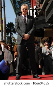 Tim Robbins  at the Hollywood Walk of Fame Ceremony Honoring him. Hollywood Boulevard, Hollywood, CA. 10-10-08