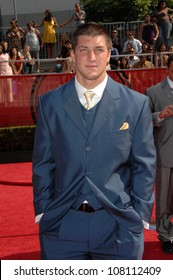 Tim Tebow  at the 2008 ESPY Awards. Nokia Theatre, Los Angeles, CA. 07-16-08