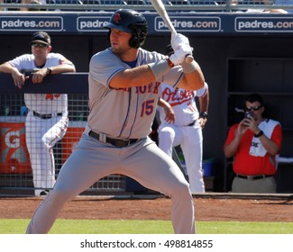 Tim Tebow outfielder for the Surprise Scorpions  at Peoria Stadium in Peoria AZ USA 10-13-2016.