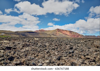 Timanfaya National Park (Spanish: Parque Nacional de Timanfaya) is a Spanish national park in the southwestern part of the island of Lanzarote, Canary Islands.