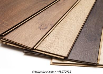 Timber , laminate flooring. studio photo.