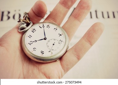 Time to change or Do not waste your time, Time management, Time is money