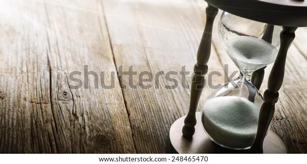 tijd-concept