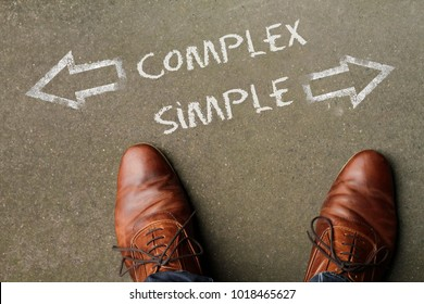 Time to decide: Complex or Simple