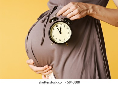 It is time to give birth