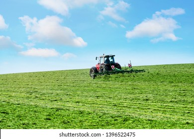 it's time for haymaking for farmers