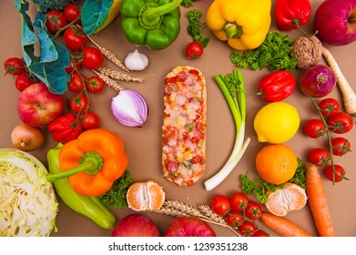 Time for healthy food
