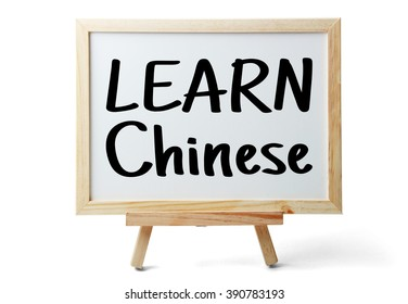 It's time to learn Chinese language concept.