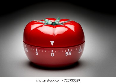 Time management and best productivity with tomato timer.
