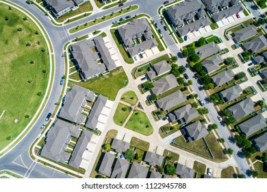 Time to move to Austin . People choose Pflugerville , Texas real estate suburb with huge circle architecture design. Houses and homes living right outside Austin , TX