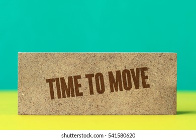 Time To Move, Business Concept
