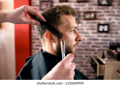 Time for new haircut, must be perfect and attractive.