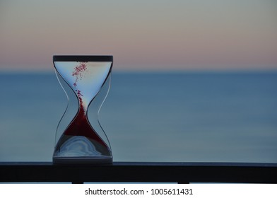 Time passing by