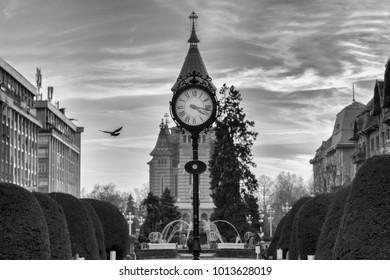 Is the time in Timi?oara, Romania