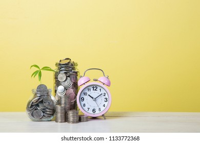 Time, Saving. Time is Money.