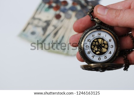 Time to start saving cash for retirement budget, US dollars