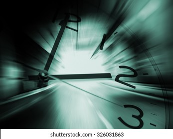 Time travel background